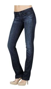 7 For All Mankind - straight jeans - size 7